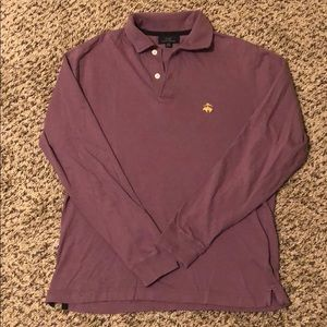 Brooks Brothers Long Sleeve Polo Size XS